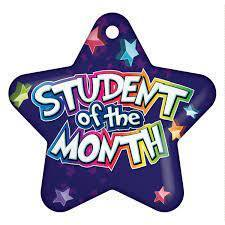 UPPER ELEMENTARY STUDENTS OF THE MONTH AWARDS